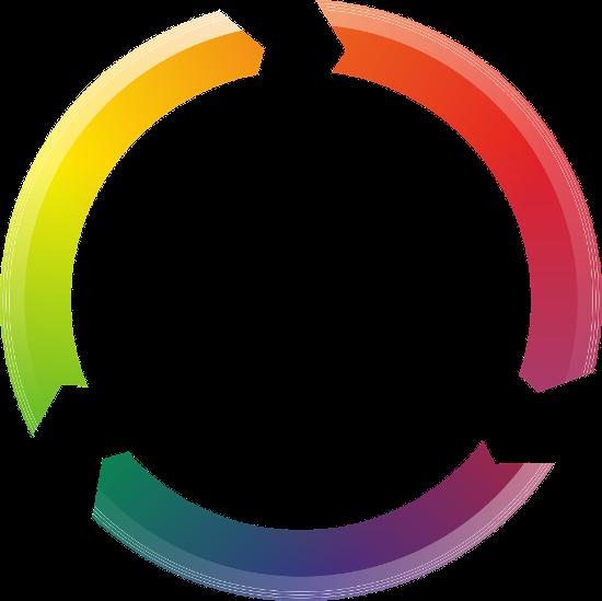 astices choix couleurs identité visuelle